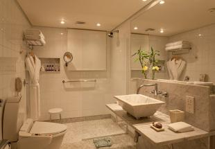 Emiliano Hotel  - bathroom