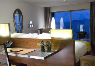 Deluxe Double Room with Sea View, Fasano Rio Hotel