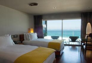 Deluxe Twin Room with Sea View, Fasano Rio Hotel